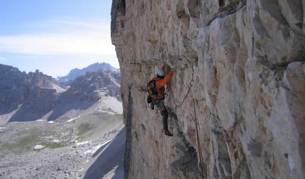 Arrampicata Alta Montagna