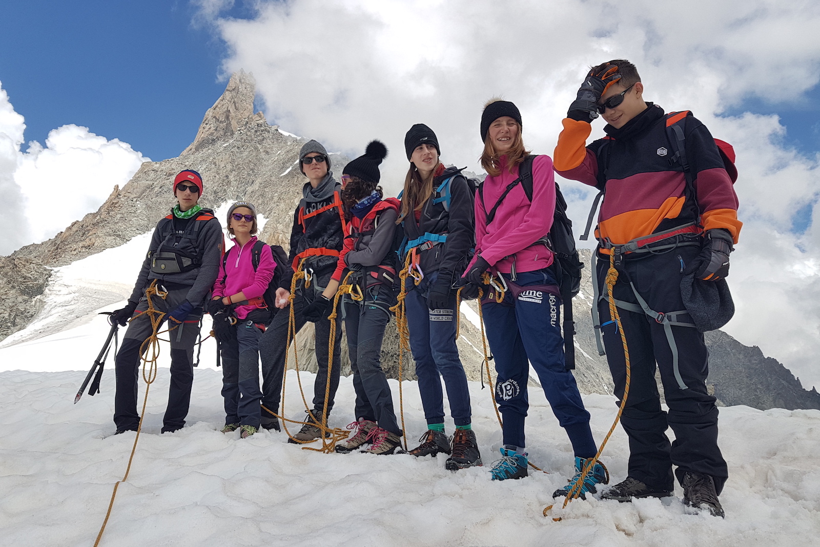Settimana avventura  in Val di Mello