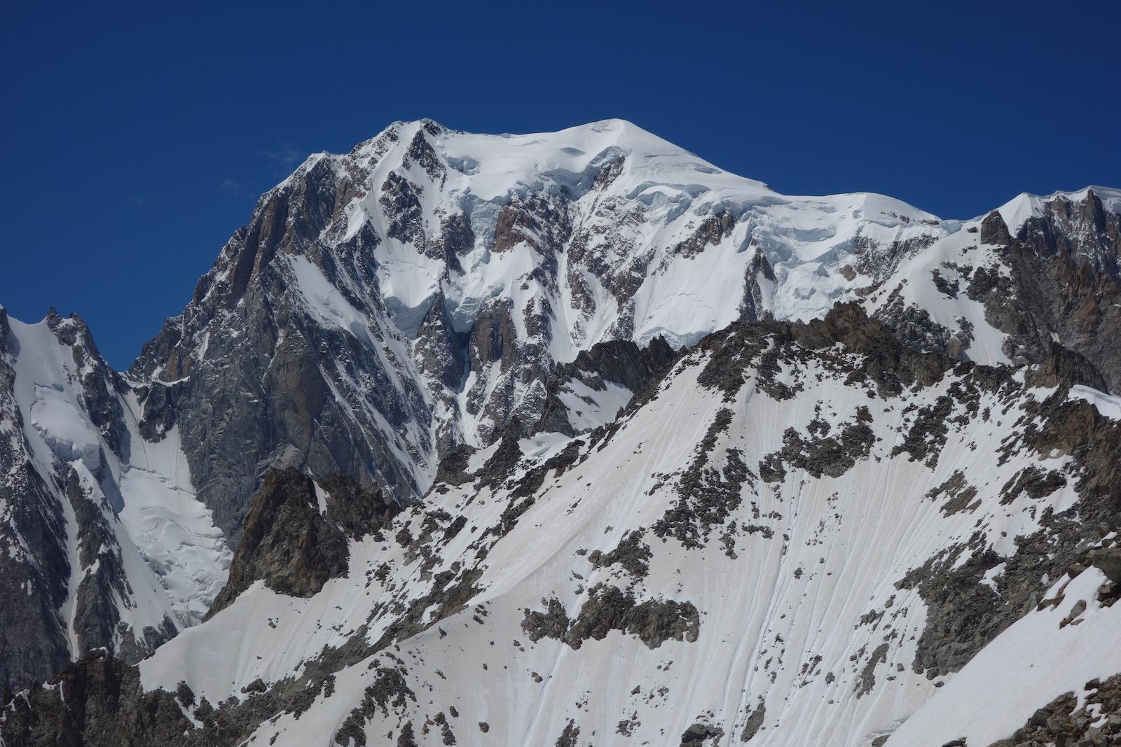 Stage Alta Montagna Monte Bianco